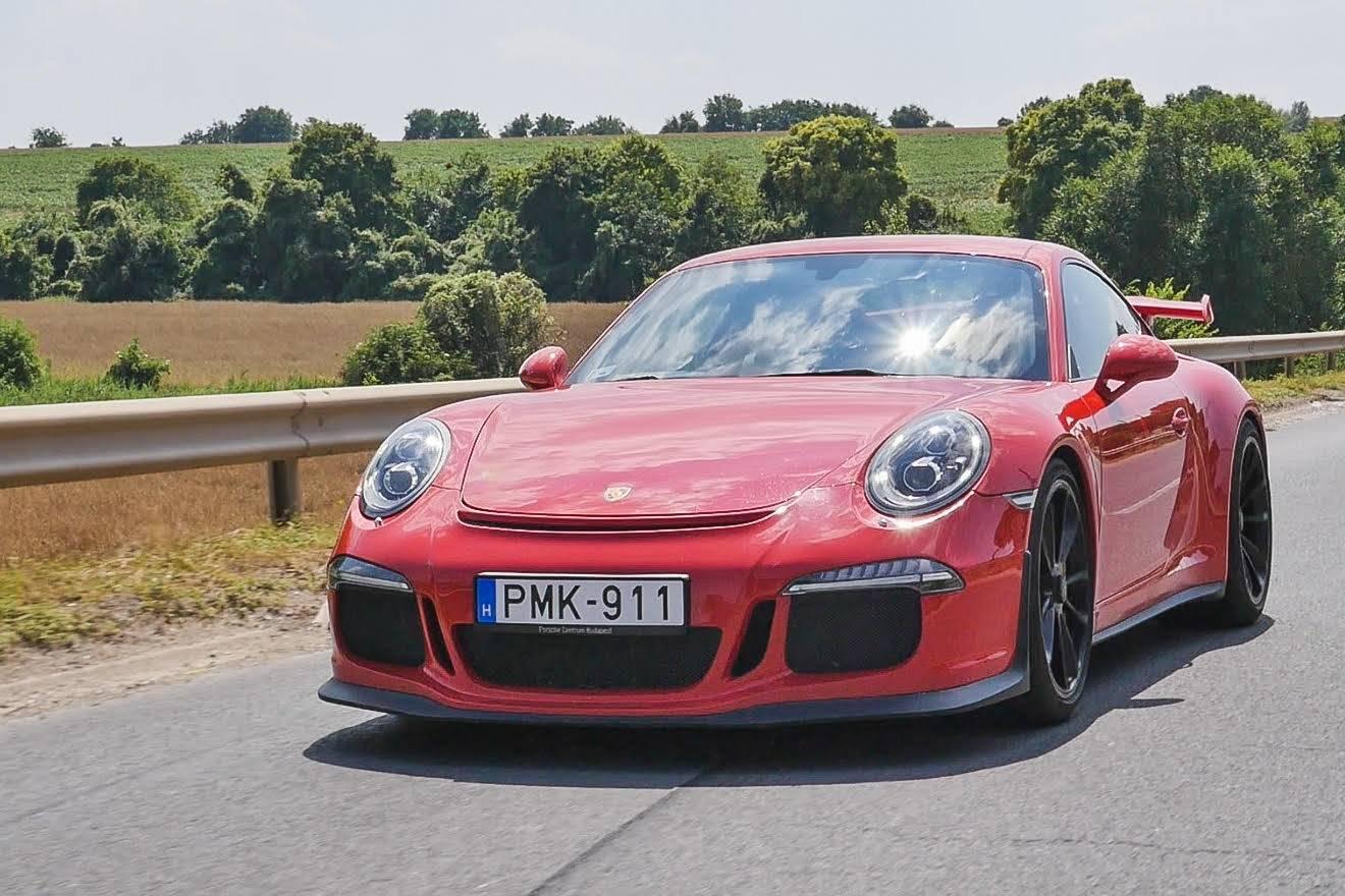 Totalcar Tesztek Hasznaltteszt Porsche 911 Gt3 2014