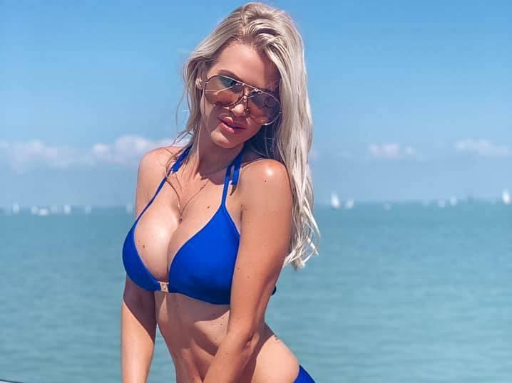 Vasvári Vivien balatoni bikinis képpel, Vajna Tímea nosztalgiával indította el a nyarat az Instagramon