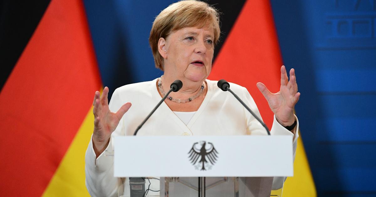 Mit mondott pontosan Merkel az EU-s pénzek magyarországi felhasználásáról?