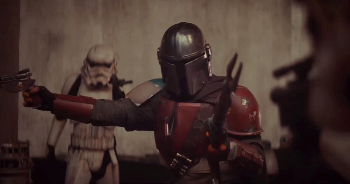 Az első, rendes Star Wars-sorozat elég magasra teszi a lécet