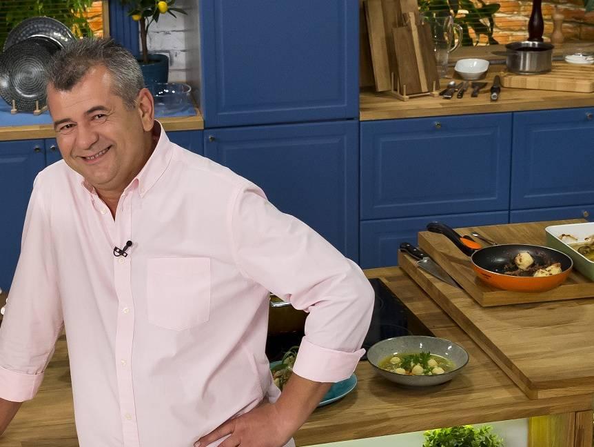 Steve szakács lefogy