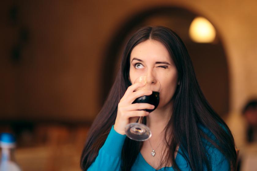 fogyókúra borral
