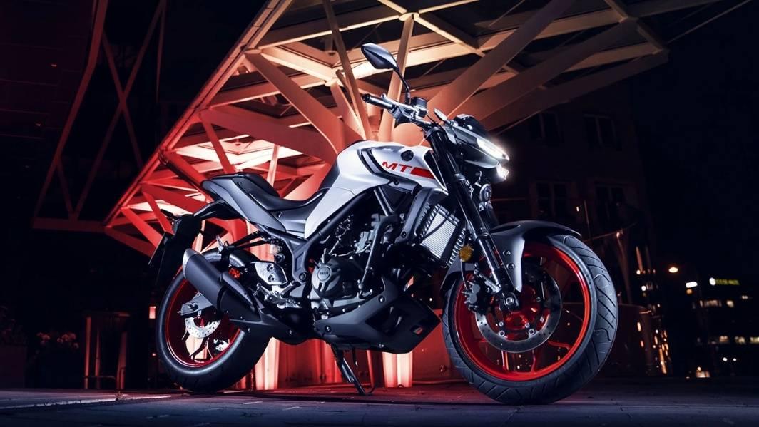 Totalbike - Hírek - Leleplezték a frissített Yamaha MT-03-at