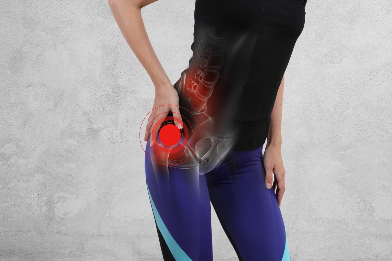 hogyan fáj a csípőízület
