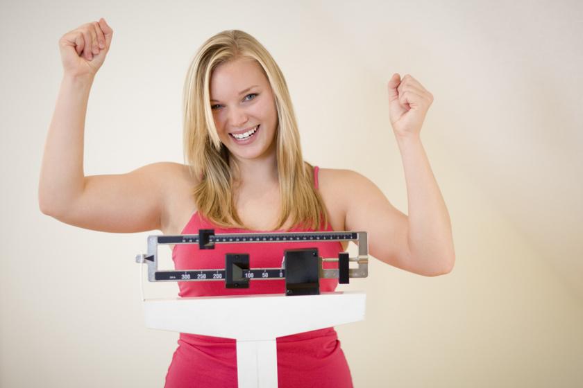 hogyan lehet fenntartani a súlyt a fogyás után