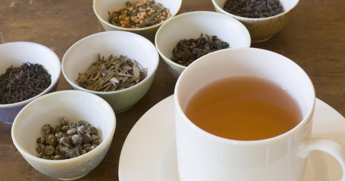 tea fogyás tanulmányok