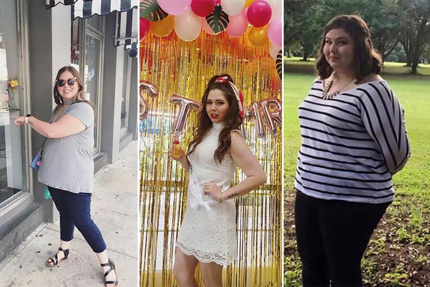 Fogyni a menyasszonyok számára. 62 kilót fogyott, hogy megvehesse álmai menyasszonyi ruháját