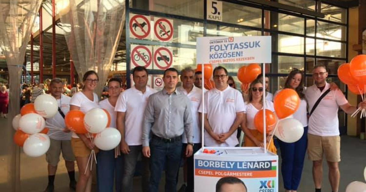 Összetákolták a Fidesz-többséget Csepelen