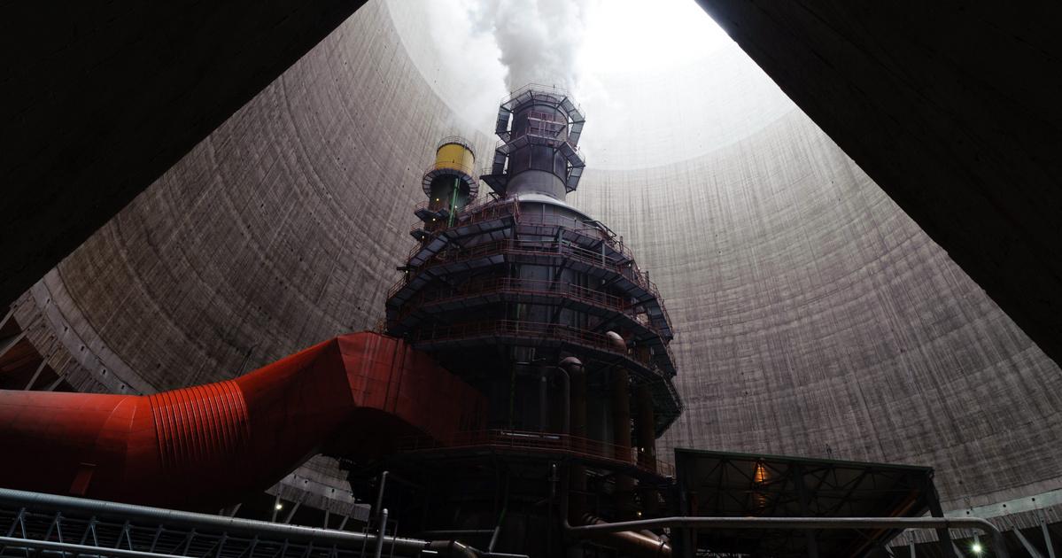 A Mátrai Erőműben felszabadult gázoktól elszíneződtek a dolgozók fémtárgyai