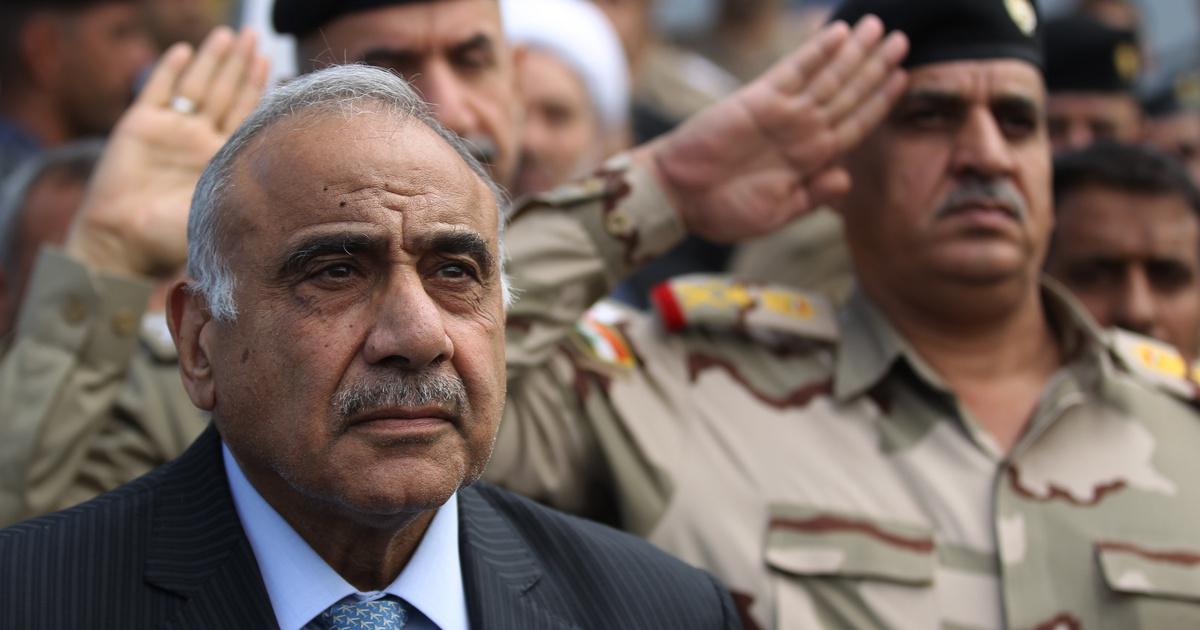 A korrupcióellenes tüntetések elsöpörték az iraki miniszterelnököt