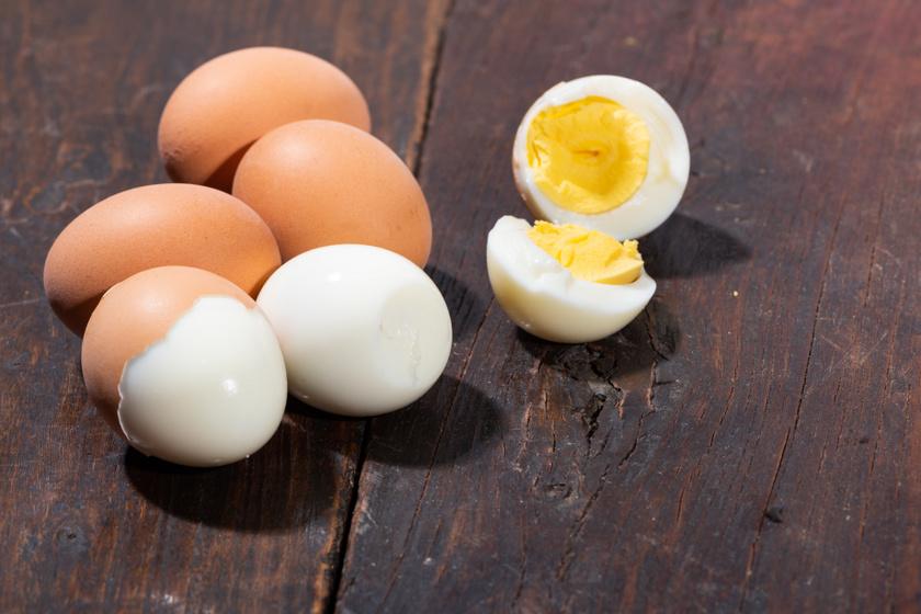 nyers tojás paraziták