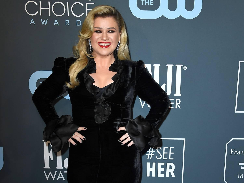 Kelly Clarkson nagyon sokat fogyott, és végre azt is elárulta, hogyan csinálta