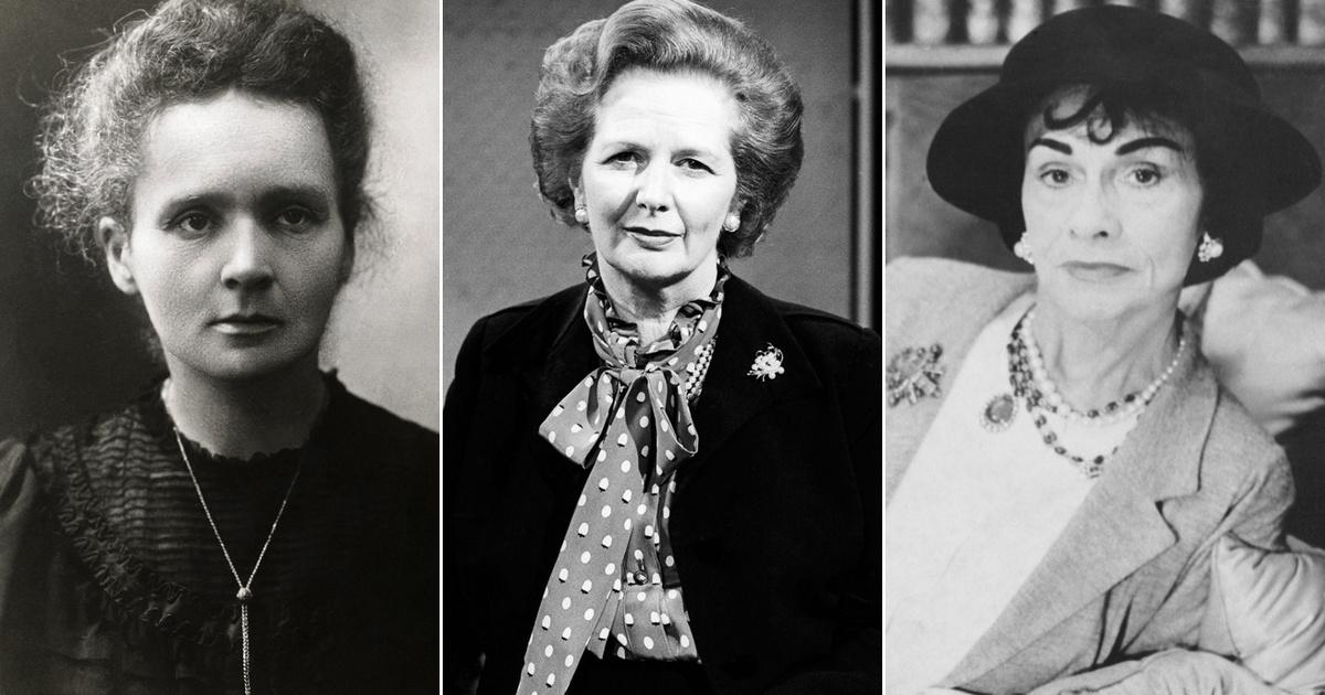 Kvíz! A 20. század legbefolyásosabb asszonyai: mennyit ismersz közülük?
