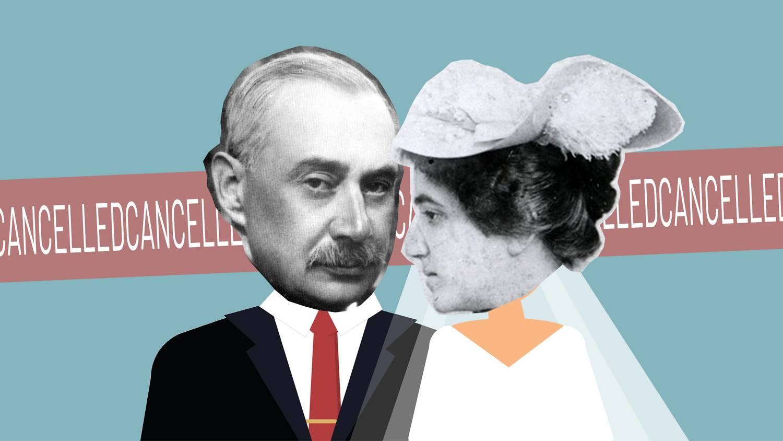 Krúdy Gyula első házassága majdnem sikerült. Majdnem!
