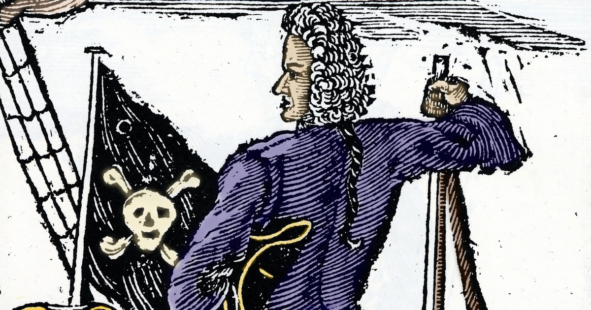 A világ legdurvább kapuzárási pánikja: az úriember, aki kalóznak állt