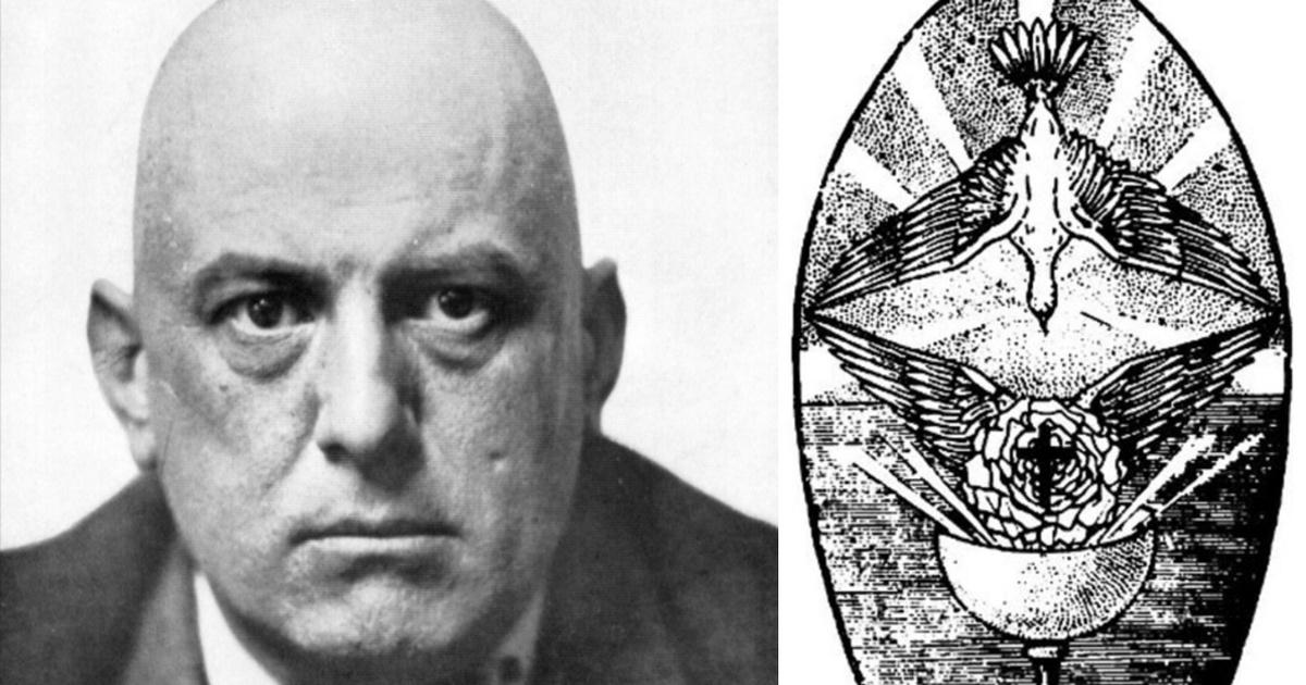 A világ leggonoszabb emberének tartották Aleister Crowleyt: gyerekeket is megrontott a szekta nevében