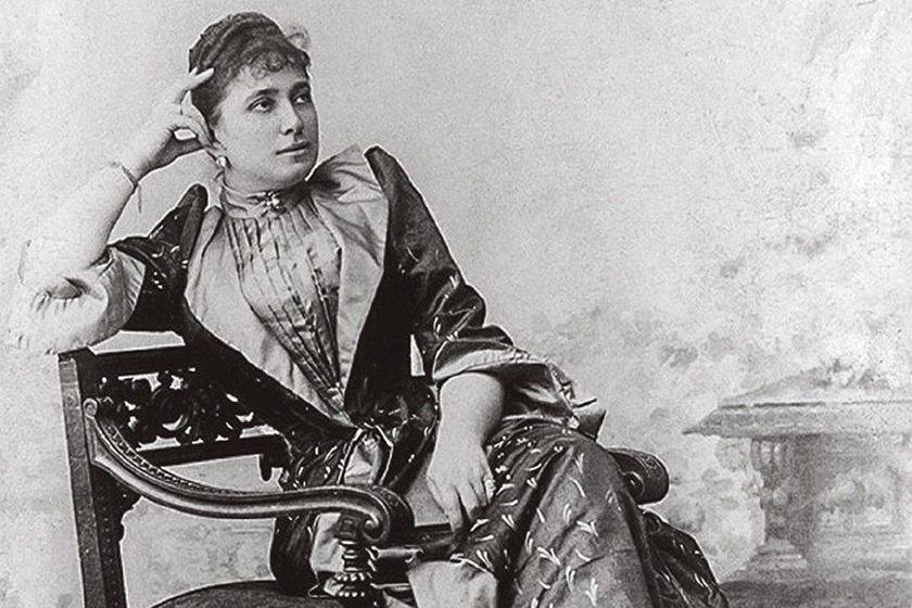 Ő volt Pest leghíresebb örömlánya a 19. században: az angol királytól Krúdyig rengetegen rajongtak a művelt asszonyért