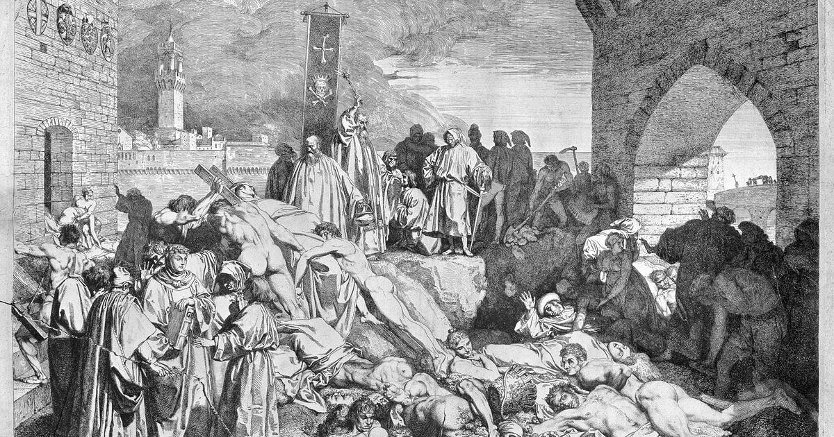 Olaszországban már hétszáz évvel ezelőtt is bevált a karantén