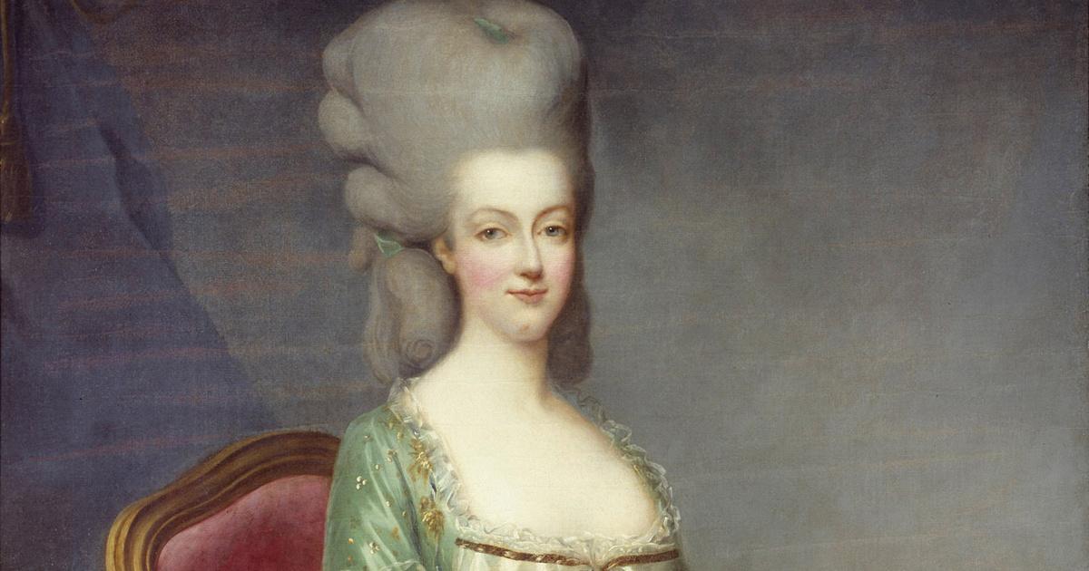 Marie Antoinette bőre bizarr arclemosótól volt gyönyörű: hihetetlen, hogy ezt magára kente