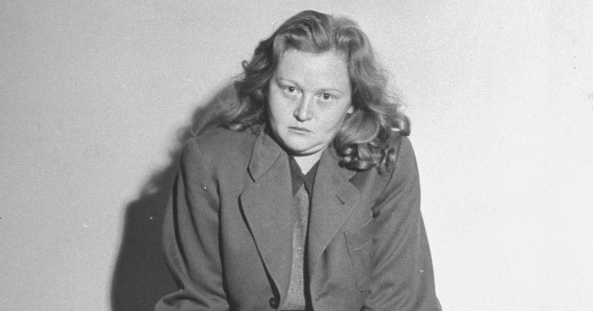 A buchenwaldi szuka szadista módon kínozta a koncentrációs tábor foglyait: a náci Ilse Kochtól mindenki rettegett