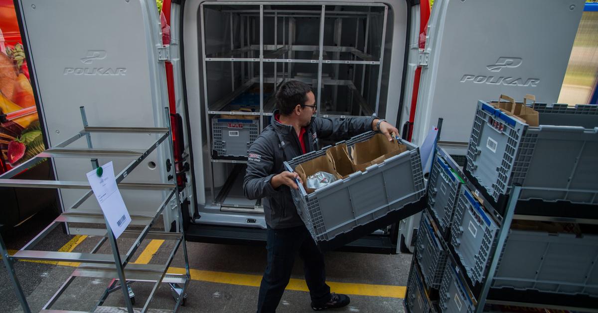 Auchan élelmiszer házhozszállítás