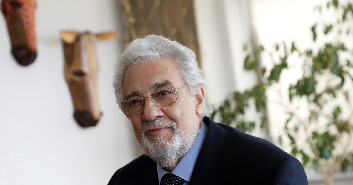 Placido Domingo koronavírusos