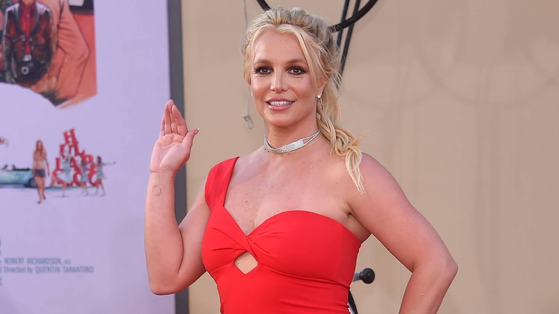 Britney Spears most posztolta, hogy lefutott 100 métert 6 másodperc alatt