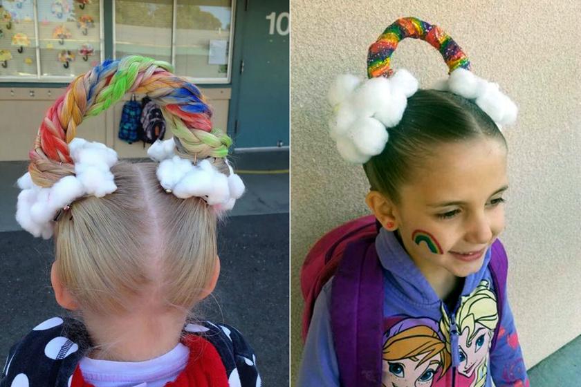 Szegény kislányok: 10 igen meredek frizura, amit komolyan gondoltak a szülők
