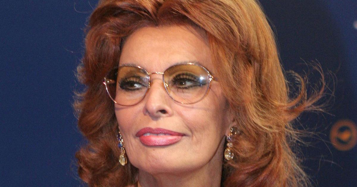 Sophia Loren haja teljesen őszbe borult: a 86 éves díva legújabb filmje miatt alakult át
