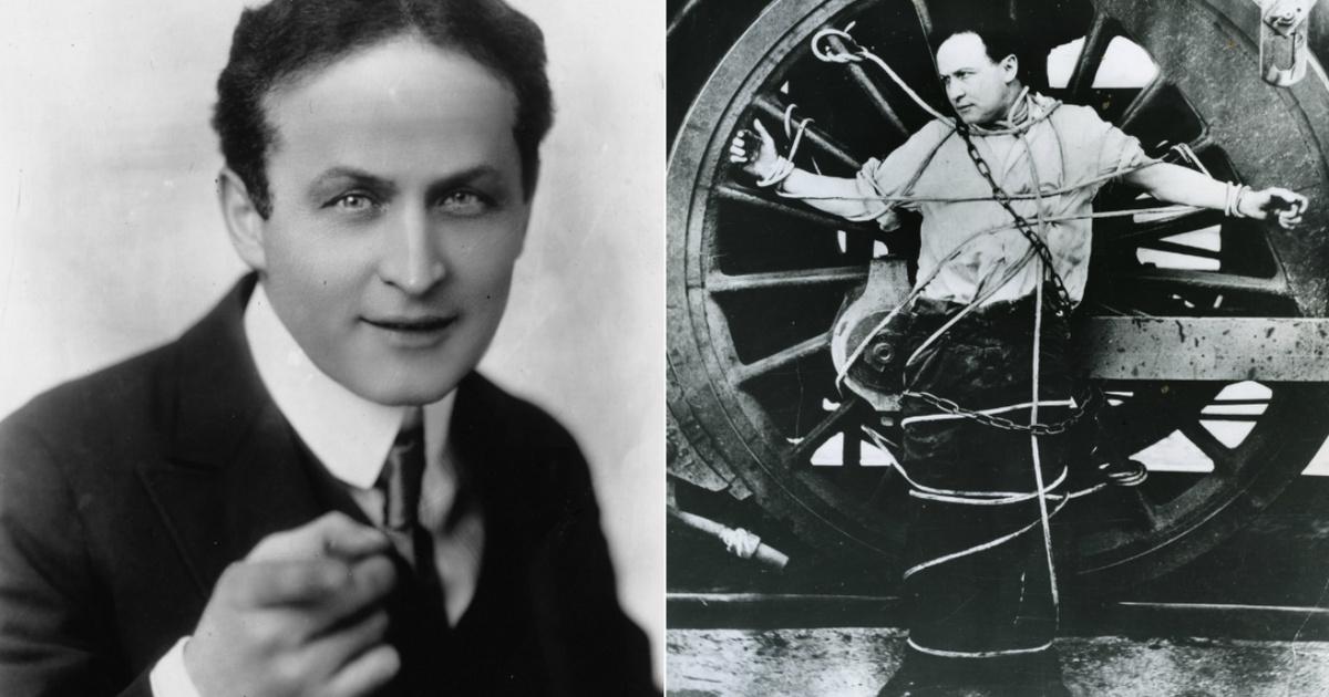 A legendás Houdini a 7. kerületben született: hogy lett a kis Weisz Erikből a világ legnagyobb bűvésze?