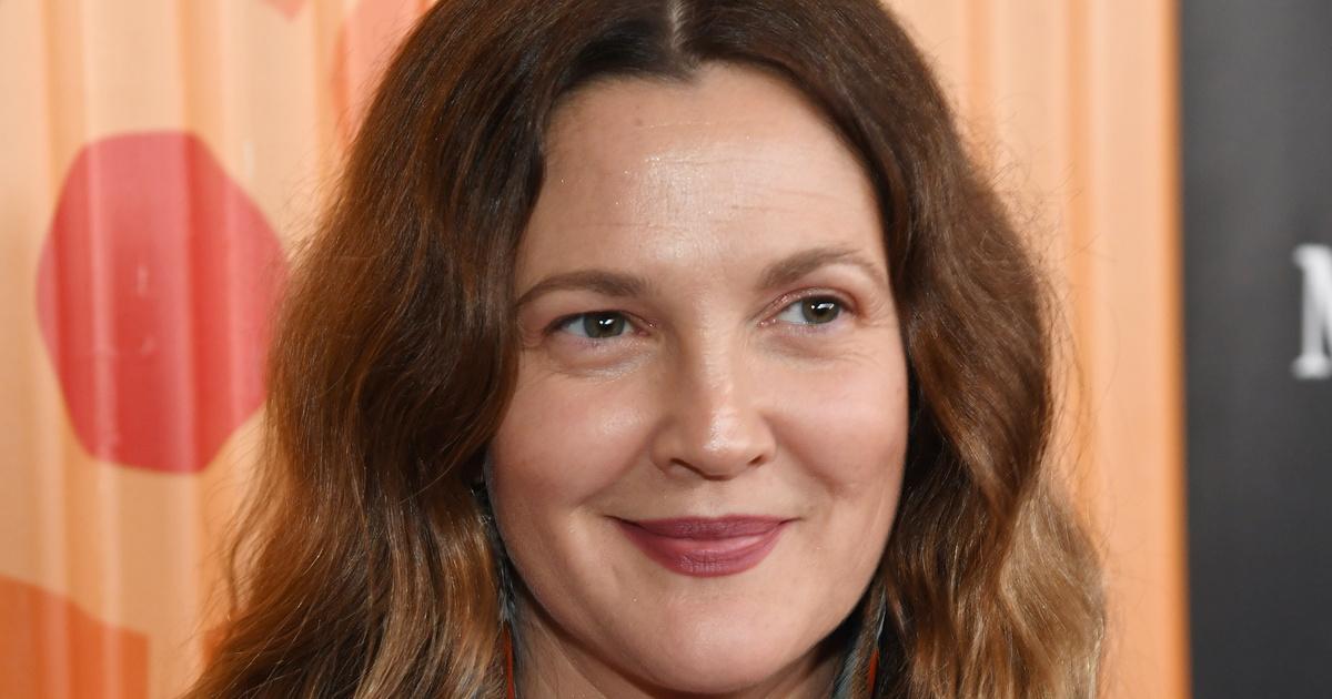 Drew Barrymore kisebbik lánya a színésznő kiköpött mása: Frankie bájos gyermek