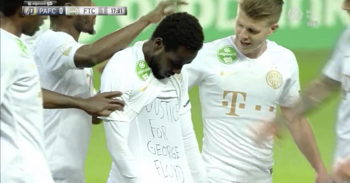 Friss hírek: A norvég Tokmac Nguen Felcsúton mutatta pólóját.
