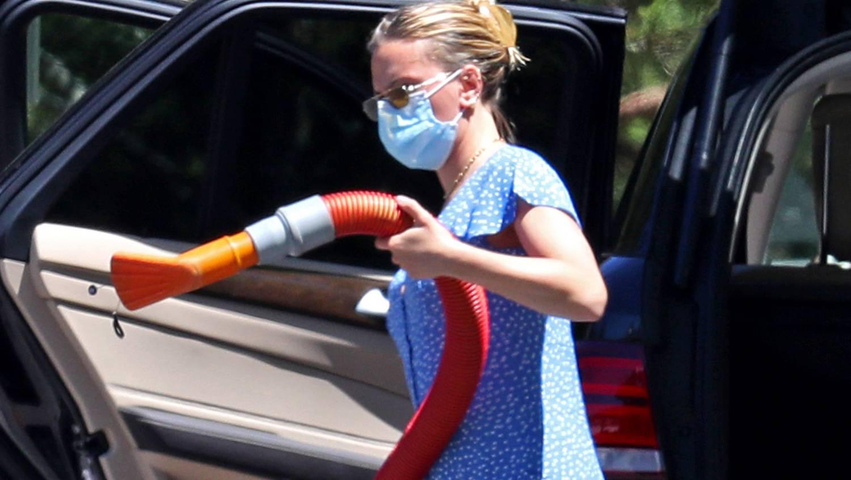 Scarlett Johansson meglepően elháziasszonyosodott az utóbbi időben