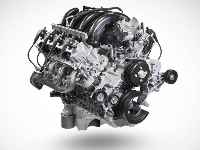 Turbókat kaphat a Ford óriási V8-asa