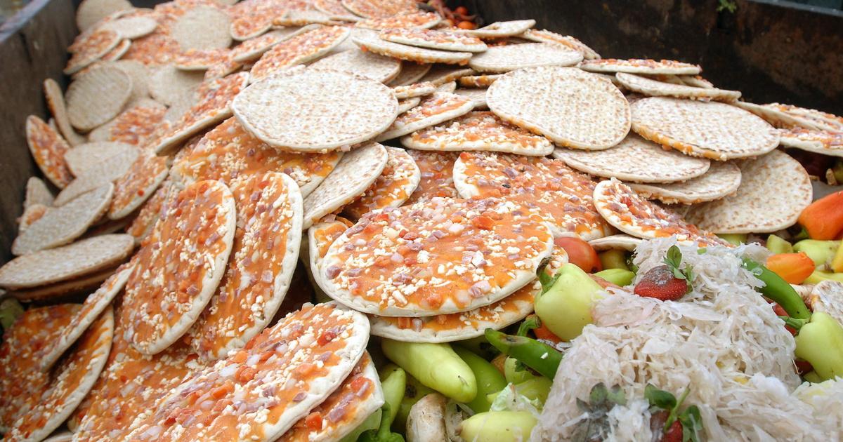 68 kilogramm élelmiszert dobnak ki évente a magyarok fejenként