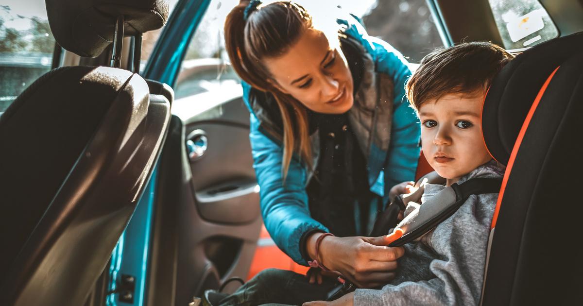Életmentő apróságot készített az anyuka a biztonsági övre: balesetnél is sokat segíthet
