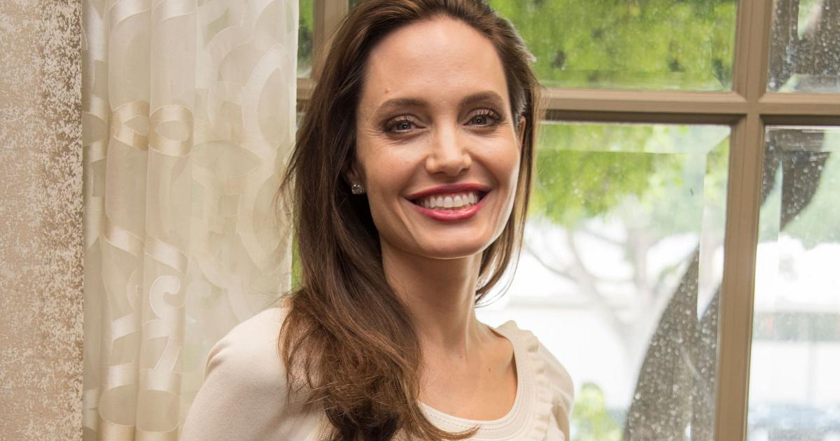 El tudod képzelni Angelina Jolie-t lenyírt hajjal? Így festett tüsin