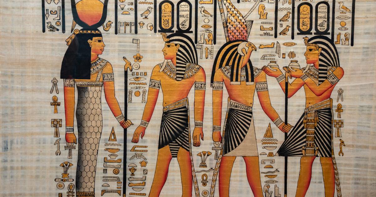 hogyan fogyott le Egyiptom)