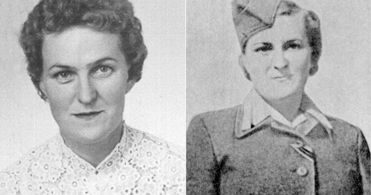 Fiatalkorában nővérnek készült a kegyetlen náci fegyőrnő: brutális módon kínozta az asszonyokat Hermine Braunsteiner