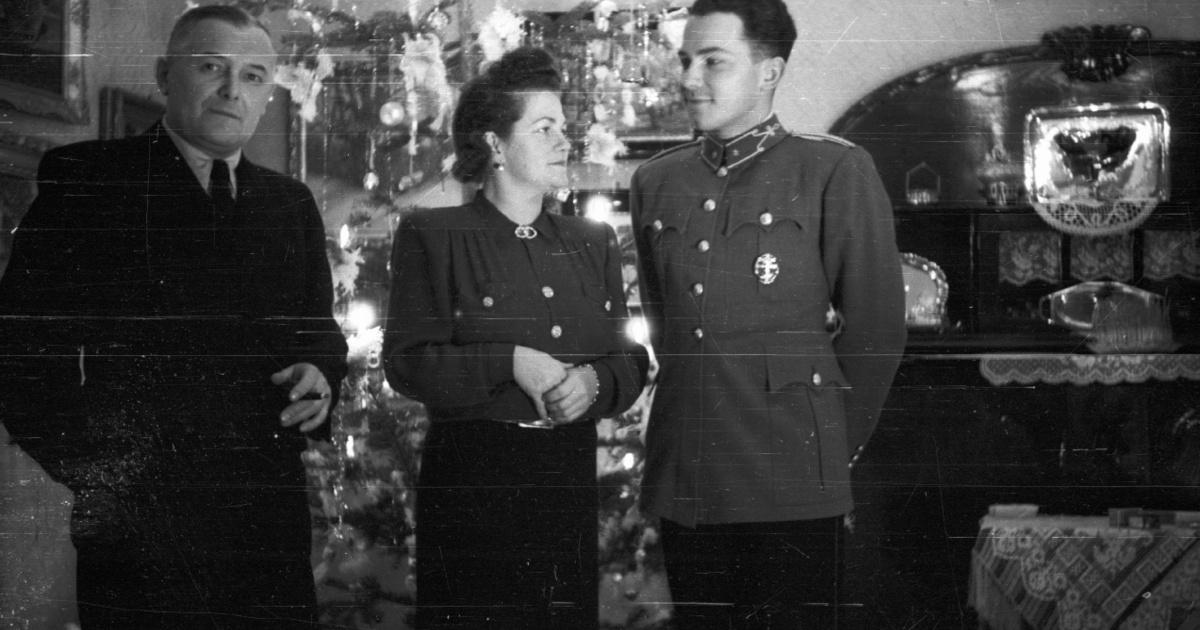 Így ünnepelték a karácsonyt 80 éve: pár hónapra rá az ország hadba lépett