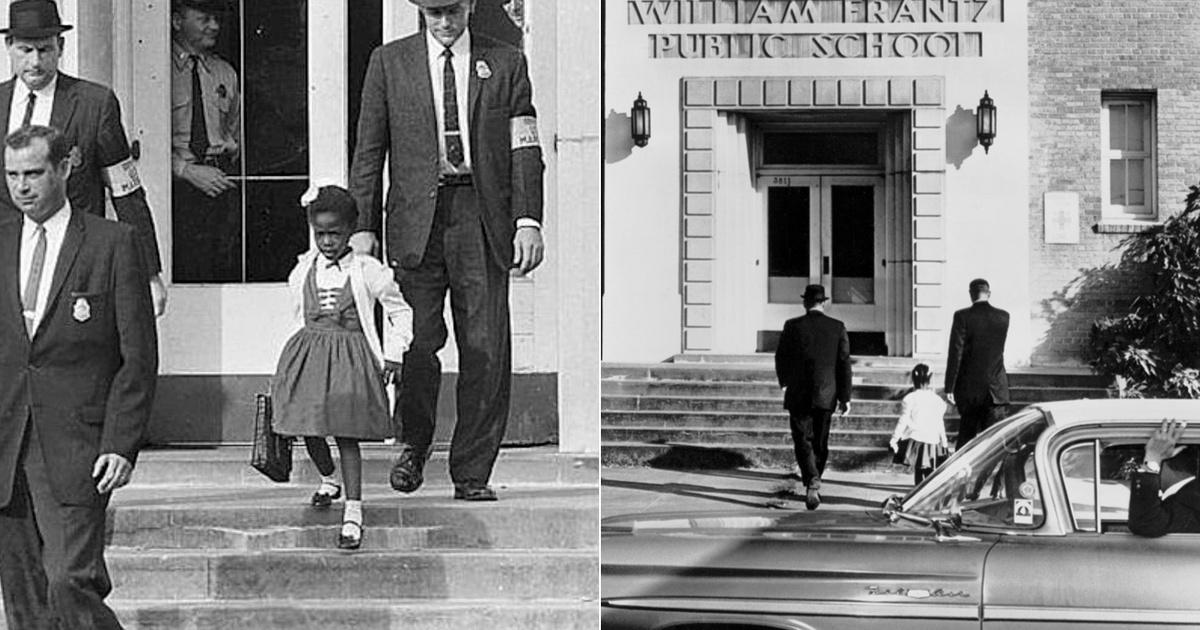 Őrök vigyázták a 6 éves kislány épségét, amíg bejutott az iskolába – Csak egy tanára nem tagadta meg …