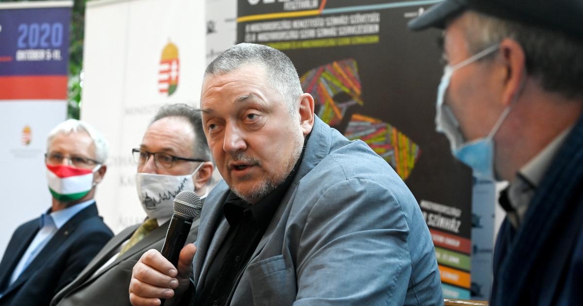 Index - Belföld - Hétfőn találkozott Orbán Viktorral a koronavírusos színigazgató