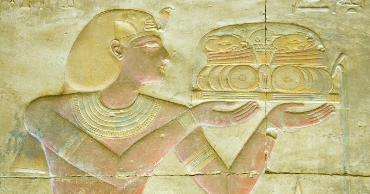 hogyan fogyott le Egyiptom