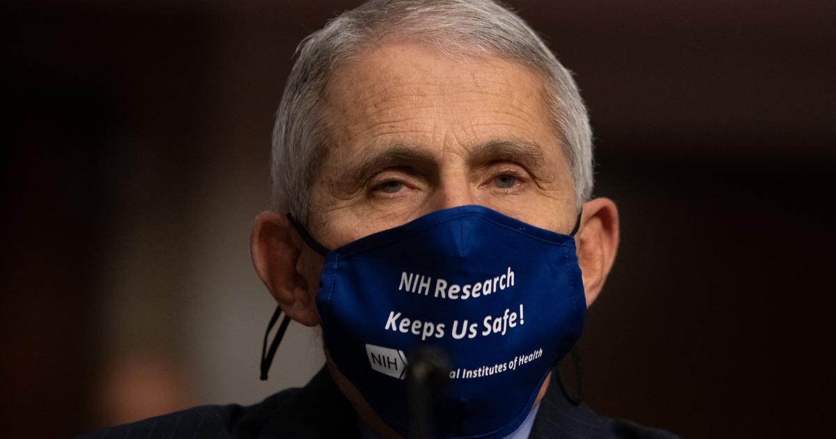 Anthony Fauci szerint hiába a vakcina, oltás után is mindenki viselje a maszkot