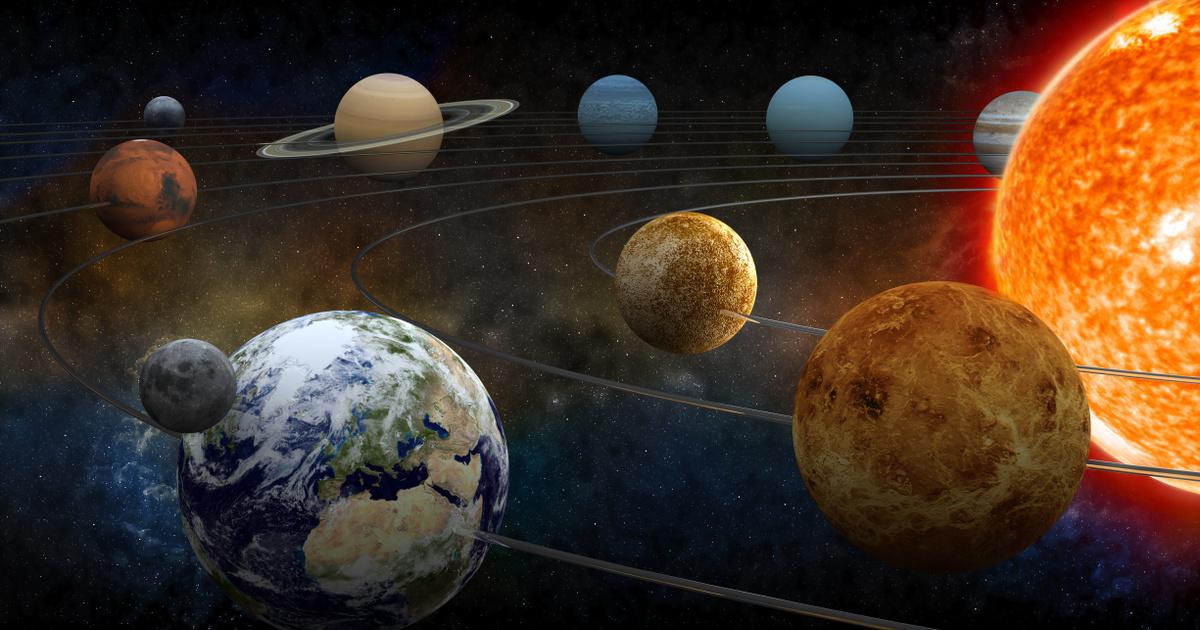 Meglepő dolog derült ki a Naprendszerünkről - Meteoritok árulták el az érdekes tényt