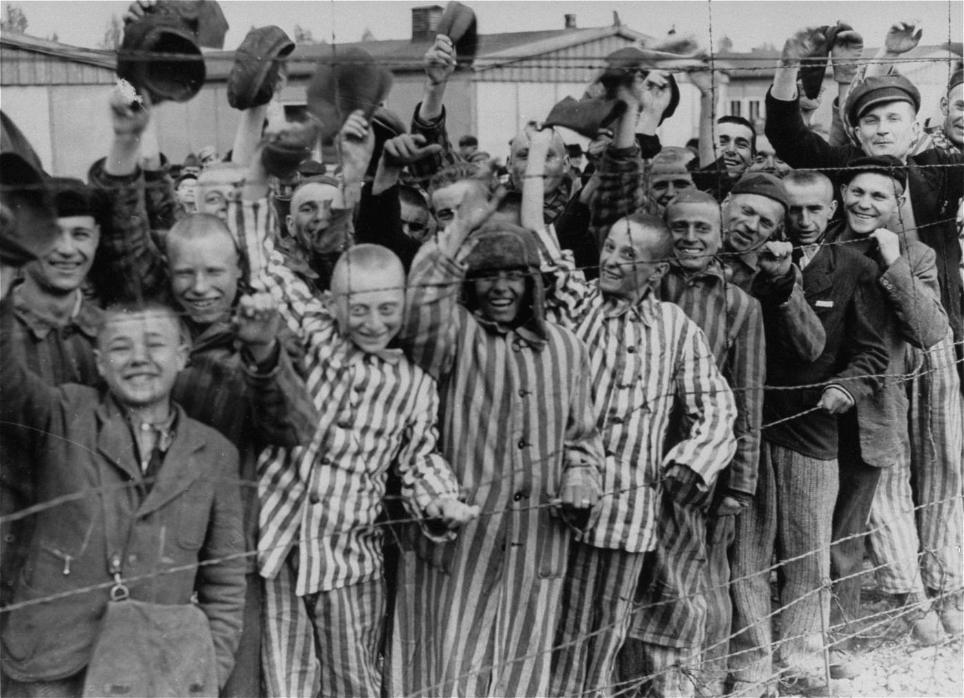 A holokauszttúlélőket hazatérés után újabb megpróbáltatások várták