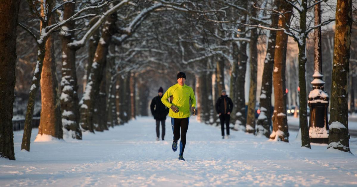 a sprintek több zsírt égetnek el