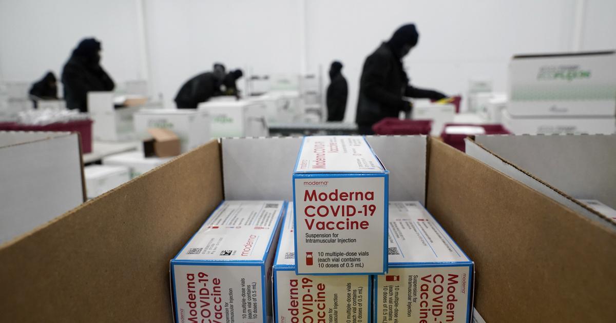 Jövő héten érkezhetnek meg Európába a Moderna első szállítmányai