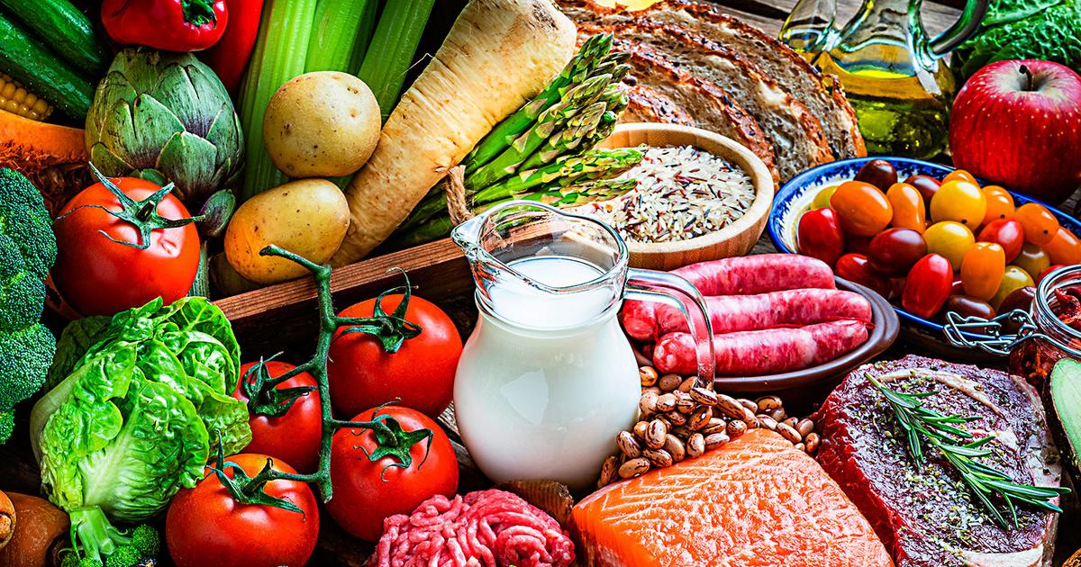 milyen a változatos étrend fogyás kalóriaégetés