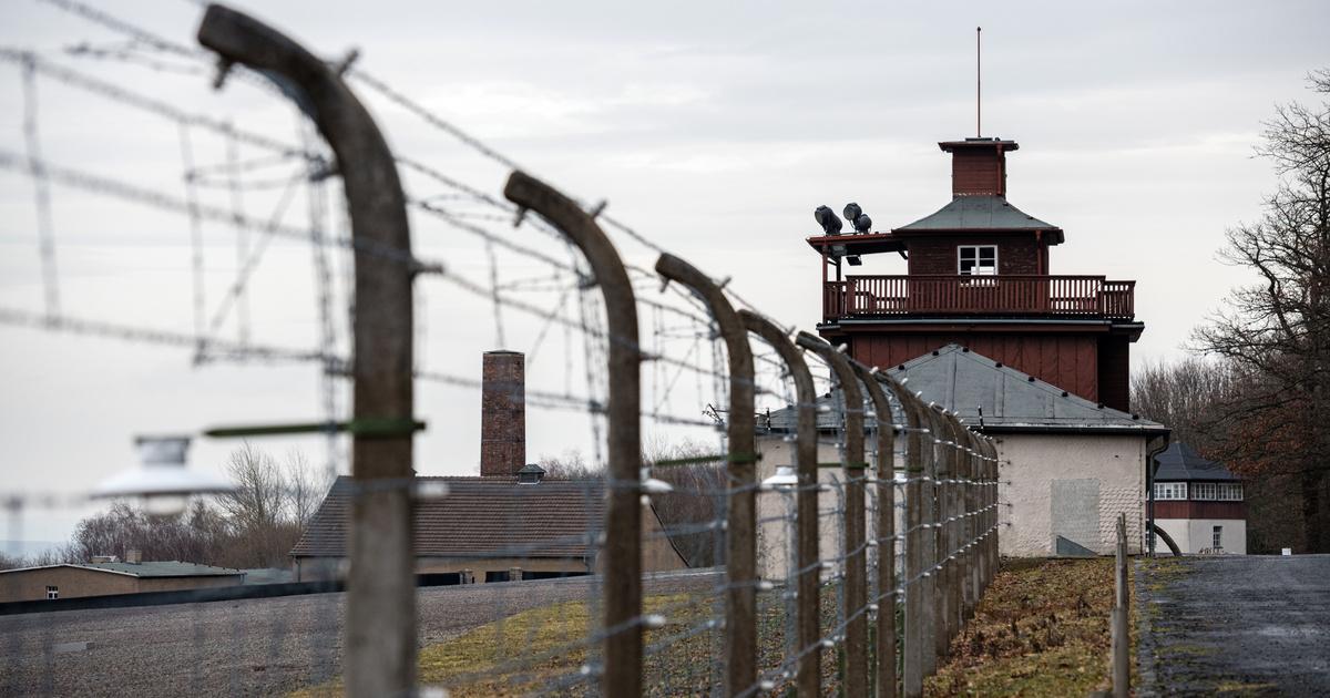 Ezreket öltek meg Buchenwaldban, most szánkópályának használják a koncentrációs tábor területét